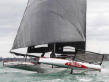 2012 Custom SL 33 Catamaran