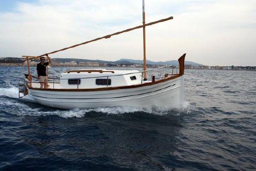 1996 Menorquin LLaüt 36 cabinado