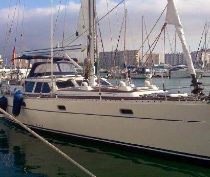 1995 Oyster Sloop 55