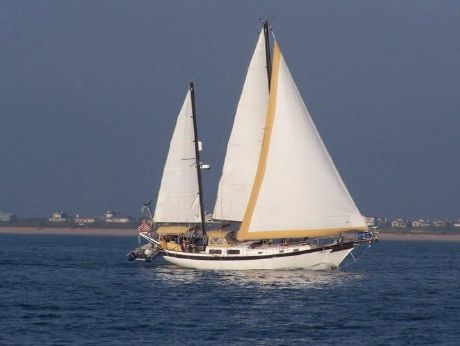 1976 Downeaster Cutter Ketch