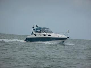 1996 Fairline 39 Targa
