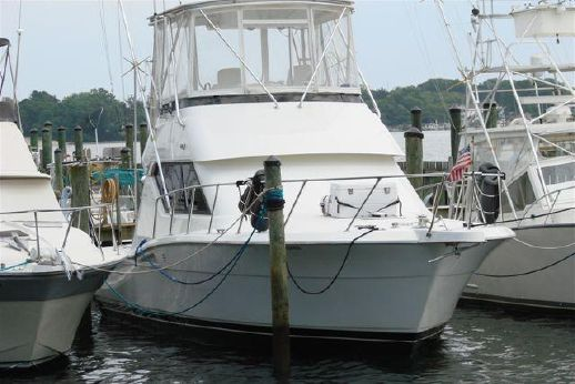 1996 Hatteras 39 Convertible CLEAN!