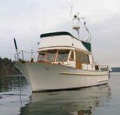 1979 North Sea Trawler Aft Cabin CHB