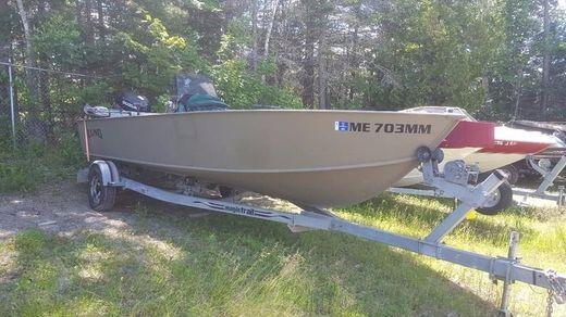 2000 Lund 20' Alaskan SS