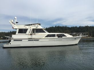 1985 Chris Craft 500 Constellation Motor Yacht