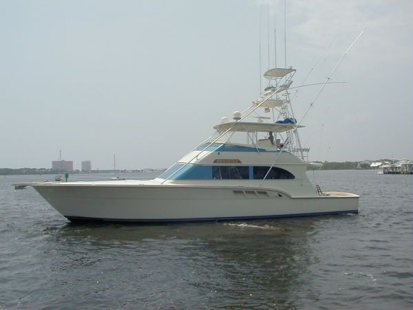 1991 65 39 donzi convertible yacht for sale the hull for Donzi fishing boats
