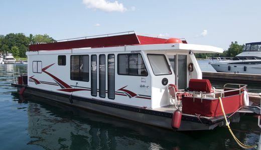 2004 Kencraft 50 Custom Houseboat