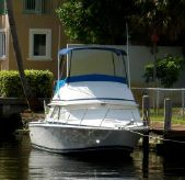 1985 Bertram Flybridge SF