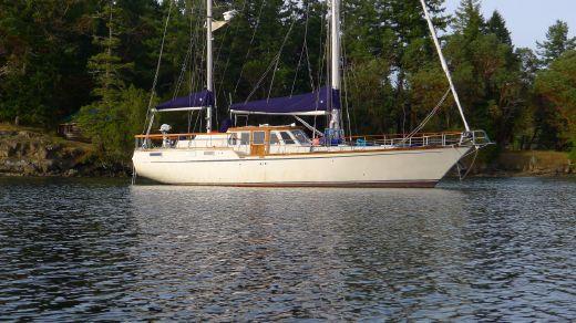 1982 Nauticat 52
