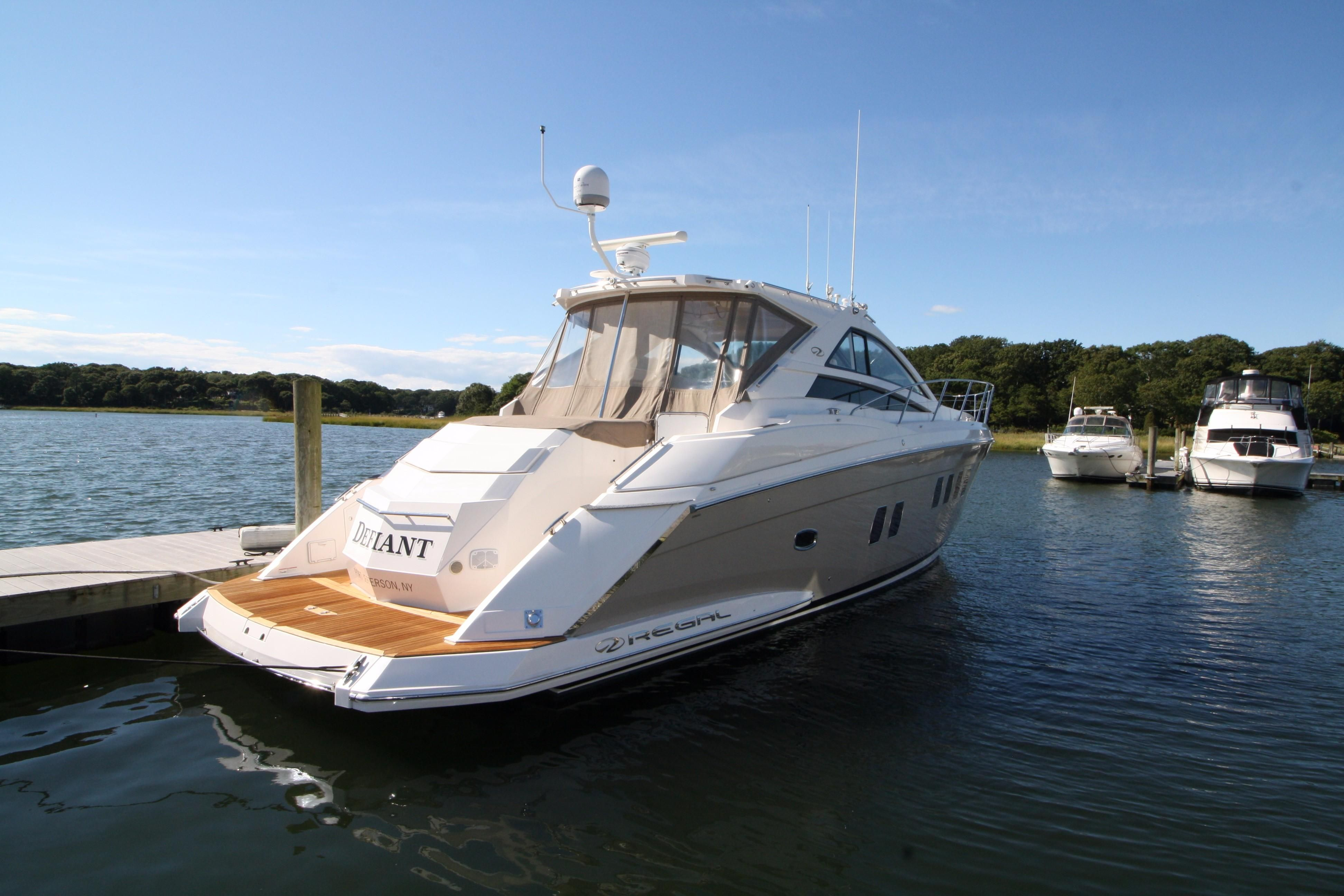 2010 Regal 52 Sport Coupe Power Boat For Sale Www
