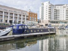 2004 Wide Beam 61ft with London mooring