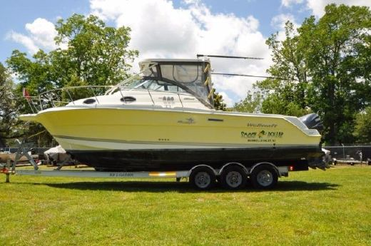 2004 Wellcraft 290 Coastal