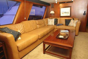 thumbnail photo 1: 1985 Hatteras 72 Motor Yacht