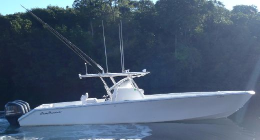 2013 Seahunter 40