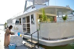 1981 Carlcraft Party Boat