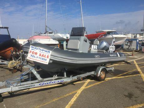 2014 Highfield ocean master 5M