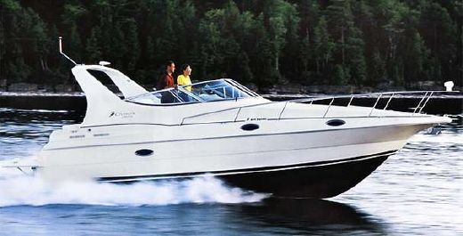 1997 Cruisers Yachts 3075 Express
