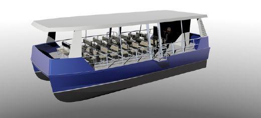 2015 Ferry 12m 60 Pax