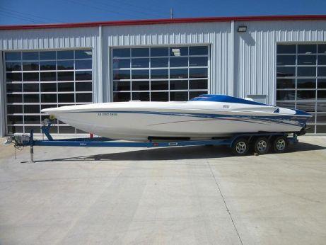 2004 Sunsation Powerboats 32 DOMINATOR