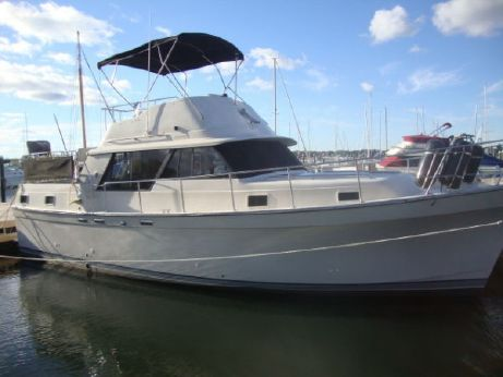 1988 Mainship 36 Nantucket Double Cabin