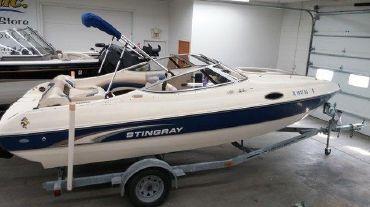 2002 Stingray 200 CS