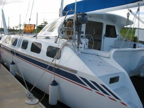 1992 Custom Sailing Catamaran