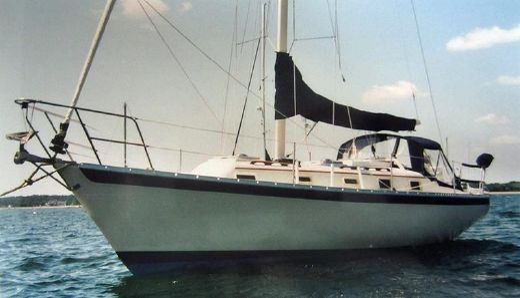 1985 Irwin Citation 34