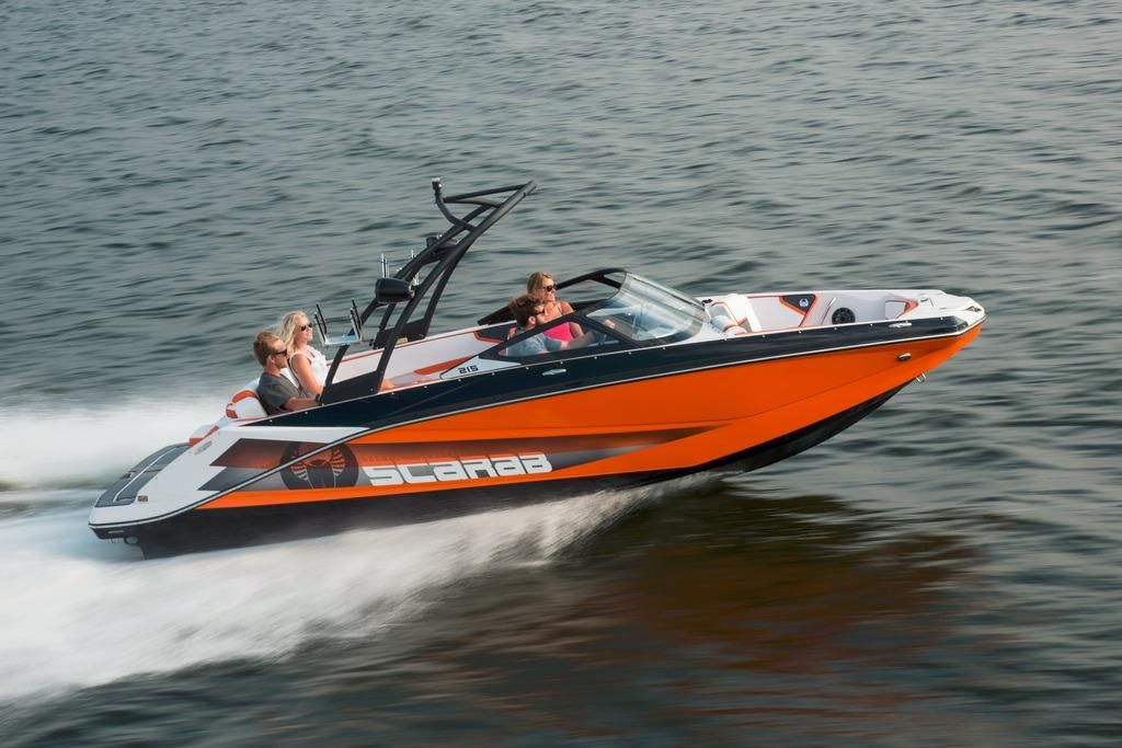 2017 Scarab 215 Ho Impulse Power Boat For Sale Www
