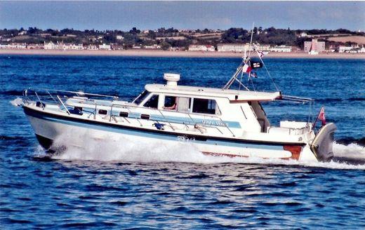 1993 Aquastar Oceanranger 38