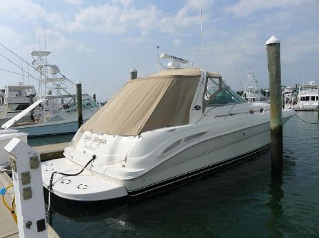 2002 Sea Ray 410 Express Cruiser