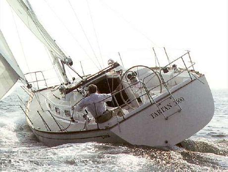 1996 Tartan 3500