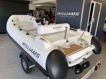 2019 Williams Jet Tenders Sportjet 345