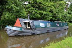 1985 Narrowboat 50' Braunston Trad