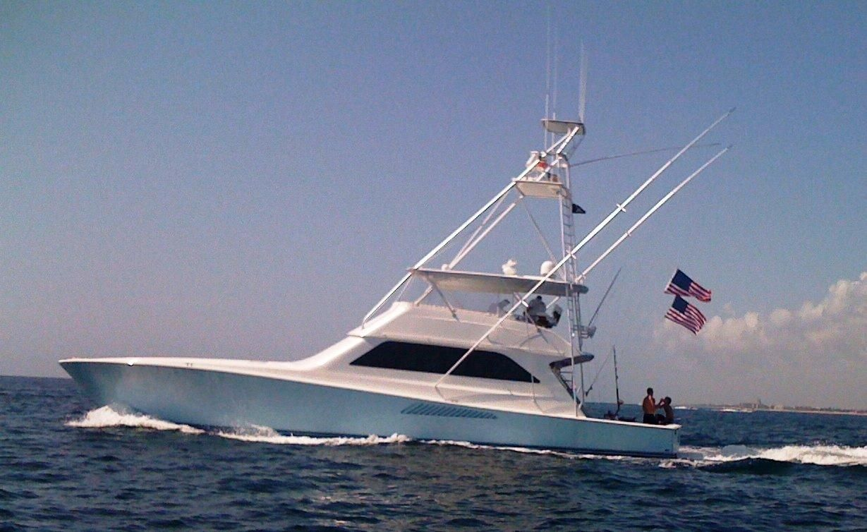 2000 Viking 65 Convertible Power Boat For Sale - www ...