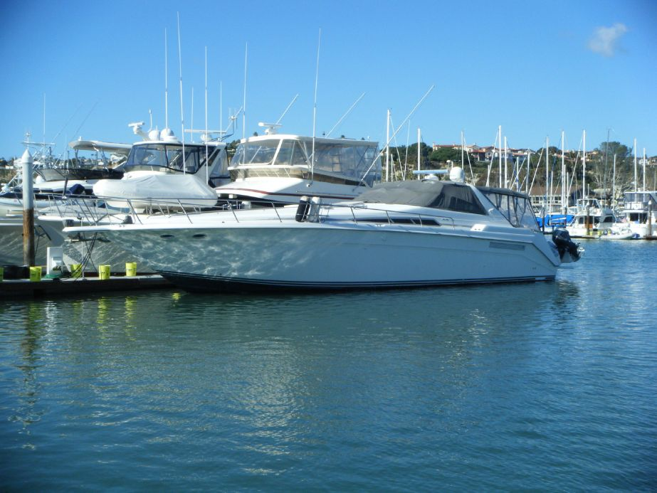 1992 Sea Ray 50 SUNDANCER Power Boat For Sale - www
