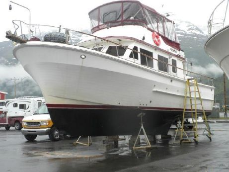 1982 Chb Tri-Cabin Trawler