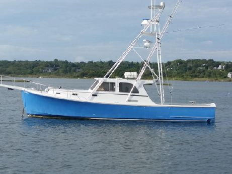 2001 Wesmac Twin Engine Downeast