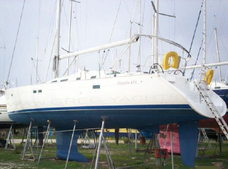 2003 Beneteau OCEANIS 473.3 owner's version