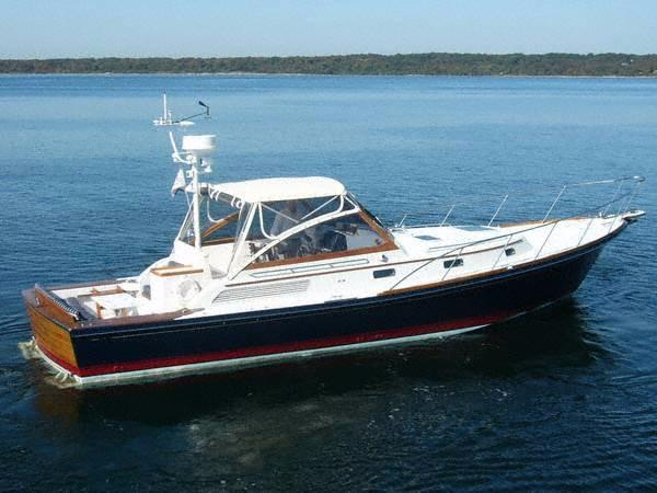 1995 Little Harbor Express 40 Power Boat For Sale Www Yachtworld Com