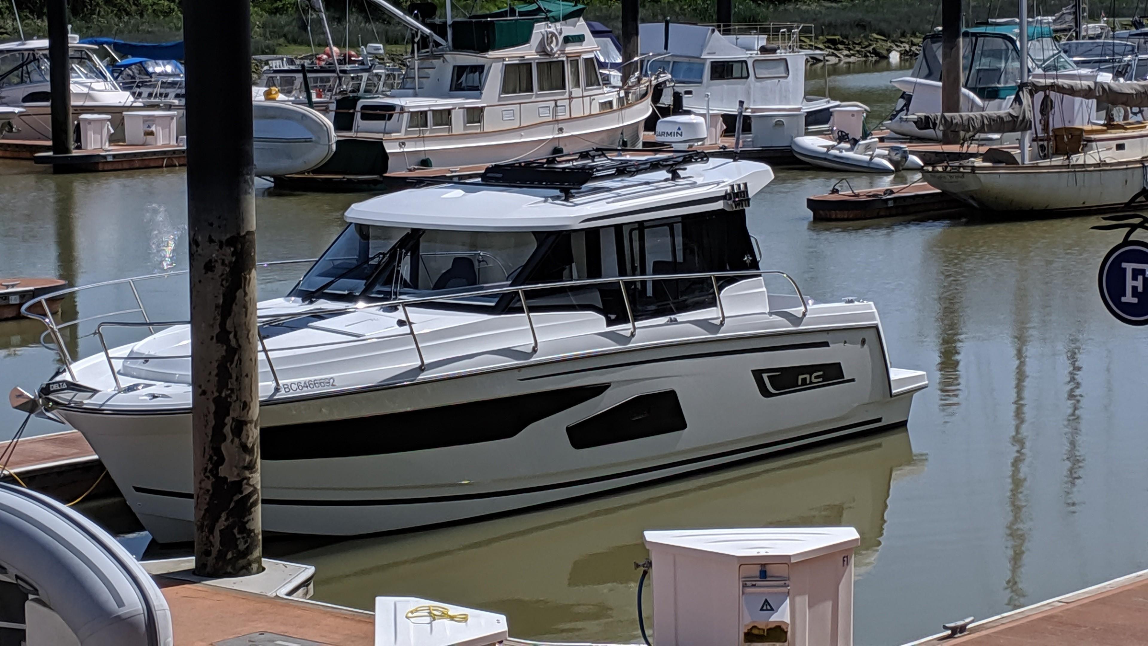2019 Jeanneau Nc 1095 Power Boat For Sale Www Yachtworld Com