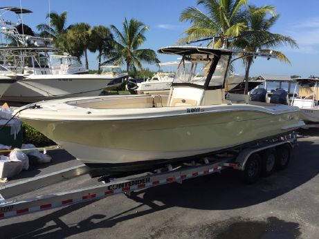 2007 Scout Boats 262