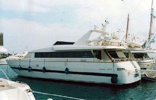 1991 Baglietto Fly 82.5