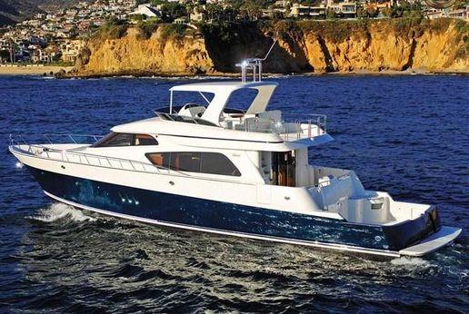 2008 Mckinna Cockpit Motor Yacht