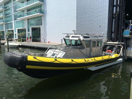 2007 Safe Boat Defender Response Boat