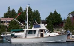 1986 Ontario Yachts Ltd Great Lakes 33