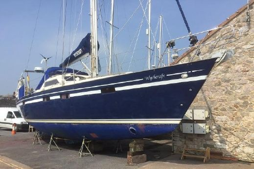 1997 Southerly 135 (lifting keel)