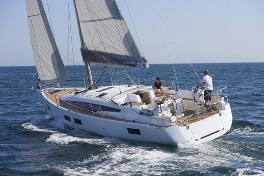 2017 Jeanneau 51 Yacht