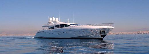 2009 Overmarine Mangusta 165