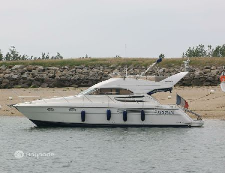 1997 Fairline Phantom 42