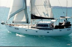 1975 Swanson 42 Cutter Rigged Sloop